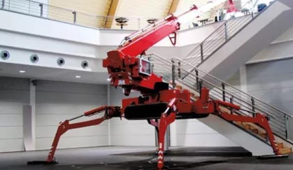 TVH丨全面进入高空作业车配件市场,助力行业发展