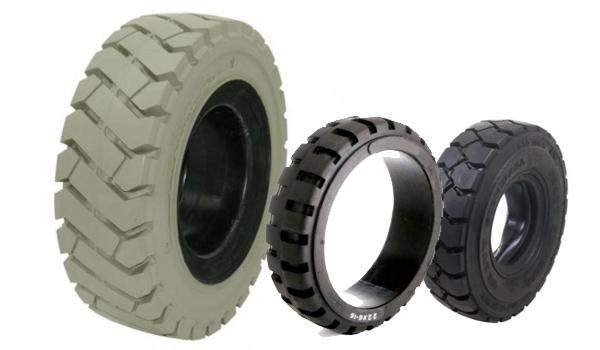 叉车配件之轮胎轮子的选择与保养方法