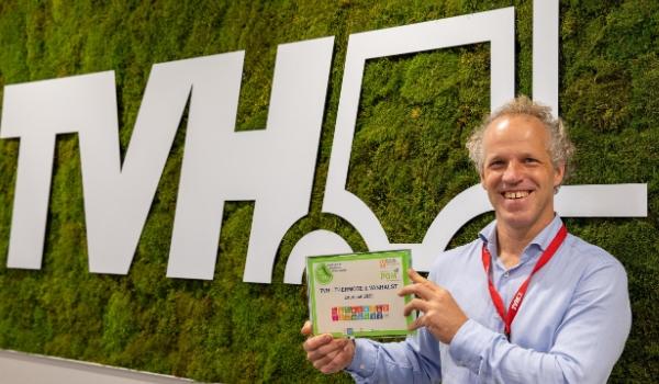 好消息:TVH将成为首批获得联合国培训研究所证书的比利时公司之一